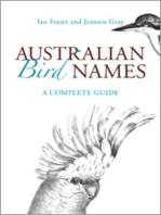 Australian Bird Names