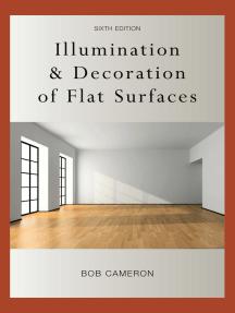 Illumination and Decoration of Flat Surfaces