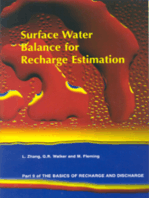 Surface Water Balance for Recharge Estimation - Part 9