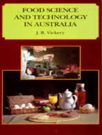 Food Science and Technology in Australia