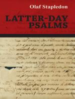 Latter-Day Psalms