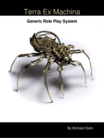 Terra Ex Machina - Generic Role Play System