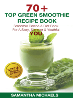 70 Top Green Smoothie Recipe Book