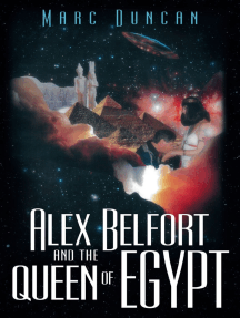 Alex Belfort and the Queen of Egypt