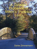 "A Detailed Exposition of Milton's ""Paradise Lost"""