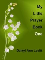 My Little Prayer Book One