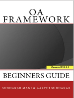 OA Framework Beginners Guide
