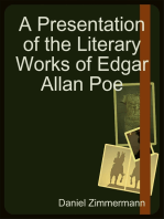 A Presentation of the Literary Works of Edgar Allan Poe