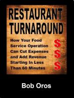 Restaurant Turnaround