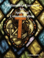 Mediumship Exercises for Spiritual Communication