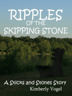 Ripples of the Skipping Stone