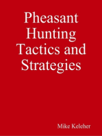 Pheasant Hunting Tactics and Strategies