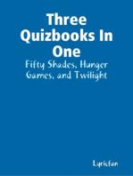 Three Quizbooks In One