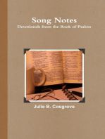 Song Notes