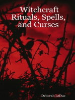 Witchcraft Rituals, Spells, and Curses
