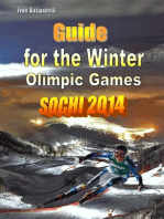 Guide for the Winter Olympic Games Sochi 2014