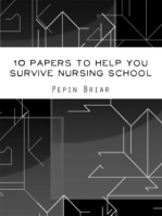 10 Papers to Help You Survive Nursing School