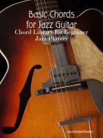 Basic Chords for Jazz Guitar