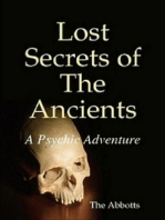 Lost Secrets of the Ancients