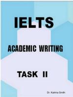IELTS-Academic Writing