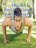 Muscle Building Guide for Beginners