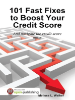 101 Fast Fixes to Boost Your Credit Score