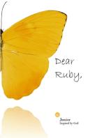 Dear Ruby,