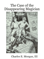 The Case of the Disappearing Magician