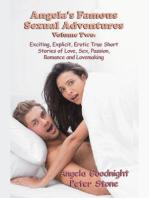 Angela's Famous Sexual Adventures Volume Two