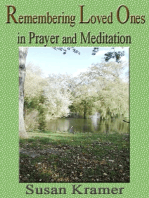 Remembering Loved Ones in Prayer and Meditation