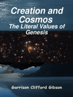 Creation and Cosmos - The Literal Values of Genesis