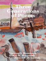Three Generations of Poems