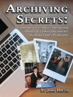 Archiving Secrets