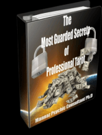 The Most Guarded Secrets of Professional Tarot Course