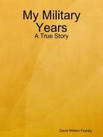 My Military Years
