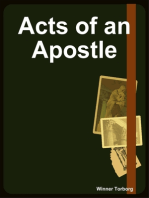 Acts of an Apostle