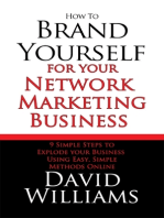 How to Brand Yourself for Your Network Marketing Business