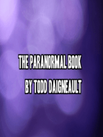 The Paranormal Book