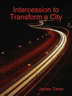 Intercession to Transform a City