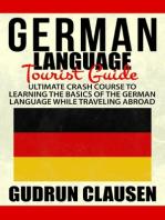 German Laguage Tourist Guide