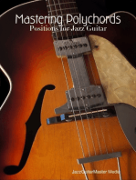 Mastering Polychords - Positions for Jazz Guitar
