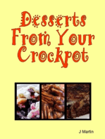Desserts from Your Crockpot