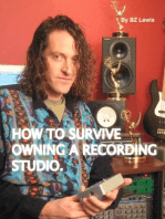 How to Survive Owning a Recording Studio