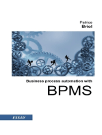 Business Process Automation with BPMS
