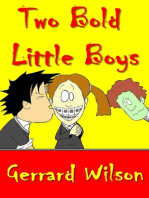 Two Bold Little Boys