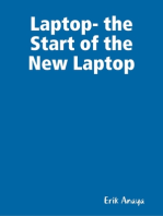 Laptop- the Start of the New Laptop