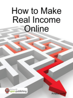 How to Make Real Online Income