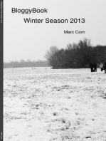 BloggyBook Winter Season 2013