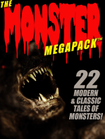 The Monster MEGAPACK®
