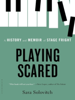 Playing Scared